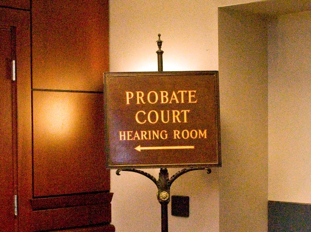 houston probate attorney court registry